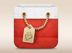 Icon deign by ozonestyle #POTD99 09.29.2013 #shopping #hearts