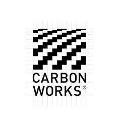 Carbon Works Brand by José Ernesto Rodríguez, via Behance