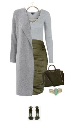 """You wanna be high for this !"" by azzra ❤ liked on Polyvore featuring Topshop, ALDO, Warehouse, Michael Kors and Schutz"