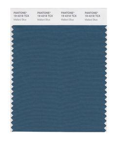 PANTONE SMART 19-4318X Color Swatch Card, Mallard Blue - House Paint - Amazon.com