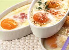Cassolette d'œufs #DanOn #recette