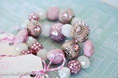 Breast Cancer Awareness Bracelet Tutorial and Giveaway