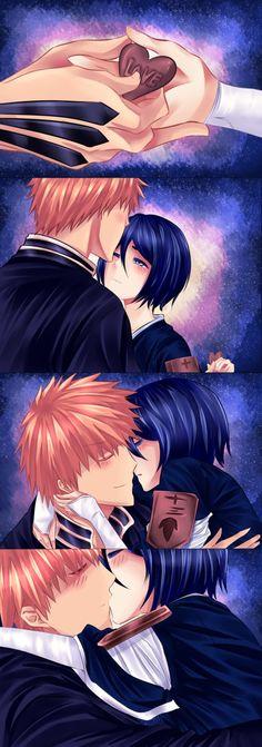 For You !!! Valentine's day, ichiruki..