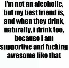 I my own bestfriend
