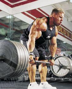 Jay Cutler Deadlifting http://www.fitnessgeared.com/forum/forum/