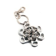 Soda Tab Jewelry Flower Keychain - plus more! Totally stealing these ideas for library crafts.