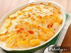 Как запечь картофель в сметане? Пошаговый рецепт приготовления картофеля, запеченного в сметане, с фото и видео.