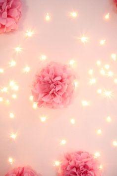 Twinkling Paper Roses <3<3 add #diy www.customweddingprintables.com