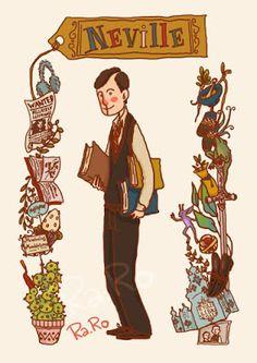 WallPotter: Neville Longbottom