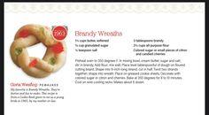 Cherry Candy, We Energies, Granulated Sugar, Cookie, Biscuit, Pretzel Bark, Cookie Recipes, Biscotti, Cookies