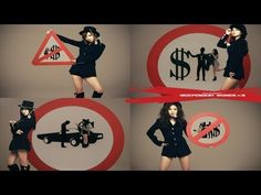 Hell yeah ladies, make your money!  (Miss A- I Don't Need A Man)
