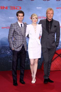 Spider-Man comes to life at German premiere