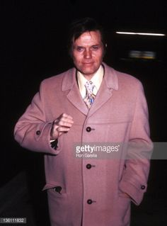 cbs jack lord photos | Actor Jack Lord on January 19 1972 at the CBS Television City for a ...