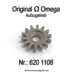 Omega Aufzugstrieb Omega 620-1108 Cal. 620 630 - Omega Ersatzteile - The Originals, Omega Watch, Aftermarket Parts
