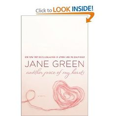 Another Piece of my Heart by Jane Green The Perks: What I am reading Wednesday...