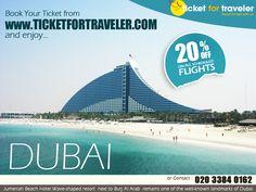 DUBAI UAE - Jumeirah Beach Hotel.Wave-shaped resort  next to Burj Al Arab  remains one of the well-known landmarks of Dubai