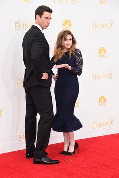 Pin for Later: Best of 2014: les 29 Moments les Plus Mignons du Tapis Rouge Pablo Schreiber et Natasha Lyonne aux Emmys