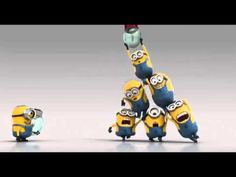 Teamwork - Minions - Managing Self. Concept 3, Level 3