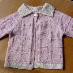 Free Pattern: Upscale Baby by Kathleen Sperling