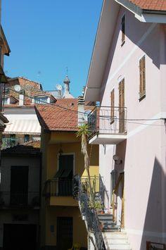 Soldano (IM), centro storico