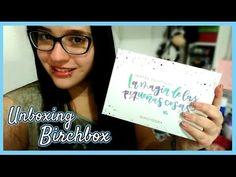 Unboxing Birchbox