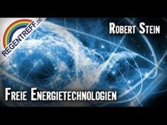Freie Energietechnologien - Robert Stein auf dem Kongress für Grenzwisse...