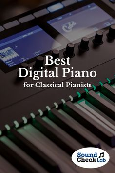 Having trouble finding the right digital piano? Take a look at our guide on the best digital stage pianos, which are perfect for the advanced or classical pianists. Best Digital Piano, Guitar Reviews, Cool Pins, Acoustic Guitar, Musical Instruments, Guitars, Musicals, Stage, Electric
