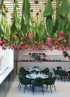 Lexus Design Pavilion 2015 by Mim Design   Yellowtrace #restaurantdesign