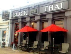Black Thai Myrtle Beach South Carolina Sc Restaurant Lounge