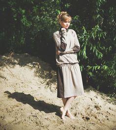 #Olgapassia #fashion #street #nature #sand #forest