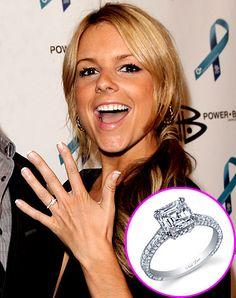 Stars' Blingy Engagement Rings: Ali Fedotowsky