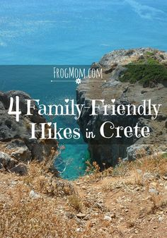 4 different hikes to