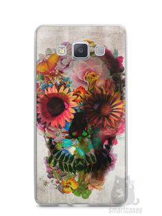 Capa Capinha Samsung A7 2015 Caveira #2 - SmartCases - Acessórios para celulares e tablets :)
