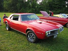 67 Firebird :)  This was such a cool car. used to drive it with Ana standing next to me...yikes!