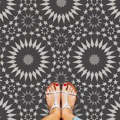 Tile-Stencil-Moroccan-Floor-Tile-Stencils-Wall-Stencils