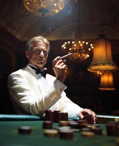 I wish I was a good poker player.  Heck, I wish I was a poor poker player.  I'm that bad.