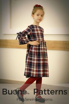 Tremendous Sewing Make Your Own Clothes Ideas. Prodigious Sewing Make Your Own Clothes Ideas. Pdf Sewing Patterns, Dress Patterns, Coat Patterns, Clothes Patterns, Fashion Kids, Toddler Fashion, Little Girl Dresses, Girls Dresses, Baby Dress Design