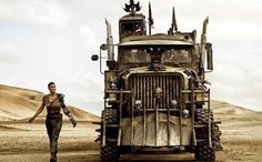 EW brings a new look at Tom Hardy as Max Rockatansky and Charlize Theron as Imperator Furiosa in Mad Max: Fury Road for Comic-Con Mad Max Fury Road, Tom Hardy, Charlize Theron, Hot Wheels, Chase Movie, Offroad, Imperator Furiosa, Chevy, The Road Warriors
