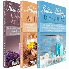 10 June 2015 : Lotionmaking, Soapmaking & Candlemaking: Lotionmaking, Soapmaking & Candlemaking Boxset: Lotionmaking DIY Guide... by Leanna Lockhart http://www.dailyfreebooks.com/bookinfo.php?book=aHR0cDovL3d3dy5hbWF6b24uY29tL2dwL3Byb2R1Y3QvQjAwVDhHMlhSSy8/dGFnPWRhaWx5ZmItMjA=