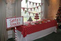 Santa Party at Greenbrier Golf & Country Club!