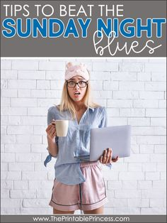 Heading back to school after a relaxing weekend can sometimes give us teachers the Sunday night blues! These 5 tips to beat the Sunday night blues will leave you in a positive mindset going into the next week!