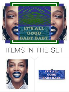 """It's all good"" by seventeene ❤ liked on Polyvore featuring art"