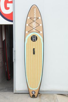 SUP board with all standard  accessories.