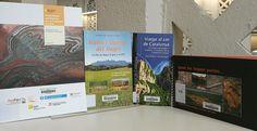 -GEOPARC- De l'1 al 7 de febrer de 2017 a la BCUM. Fàbrega, C. , [edt al.]. Quan les roques parlen...http://cataleg.upc.edu/record=b1477229~S1*cat . Oms, O., Climent i Costa, F. i González, M. Excursiones geológicas por la Cataluña Central http://cataleg.upc.edu/record=b1478511~S1*cat . Piñero, J., Pujol, F. Viatge al cor de Catalunya http://cataleg.upc.edu/record=b1 . Planell, J., [et al.]. Rutes i camins del Bages: el pla de Bages a peu i en BTT…