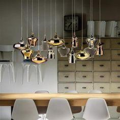 Nostalgia metallic cluster Studio Italia design
