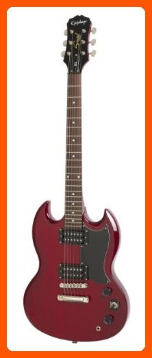 Epiphone SG-Special Electric Guitar (w/ KillPot, Cherry Red - Fun stuff and gift ideas (*Amazon Partner-Link)