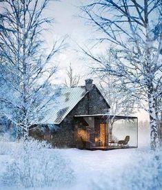 5,499 отметок «Нравится», 43 комментариев — Cabinliving (@cabinliving) в Instagram: «peaceful, photographer unknown. . . . #woodworking #mountain #cabin #getaway #travel #handmade…»
