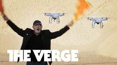 Las Vegas drone rodeo — CES 2015