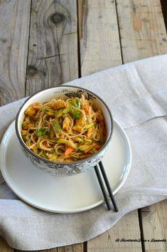 Veggie Recipes, Wine Recipes, Asian Recipes, Healthy Recipes, Ethnic Recipes, Pasta, Ravioli, Friend Recipe, Oriental Food