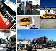 Circus of Food − das Food Truck Festival in München. Bei strahlendblauem Himmel gab es viel zu schnuppern, probieren und entdecken.